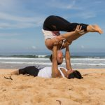 What is AcroYoga?